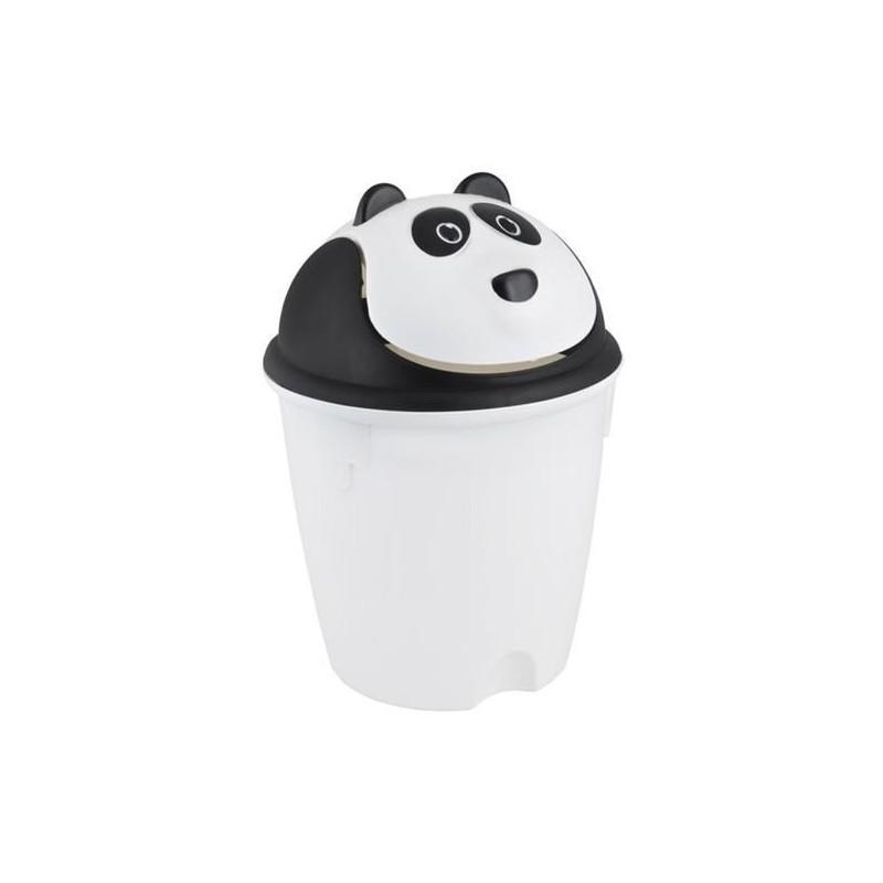 Kosz na śmieci - panda