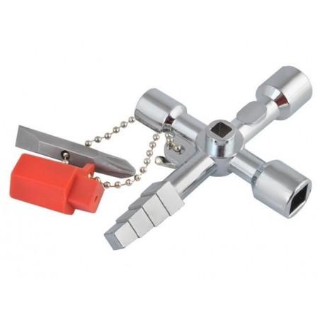 Klucz do szaf technicznych