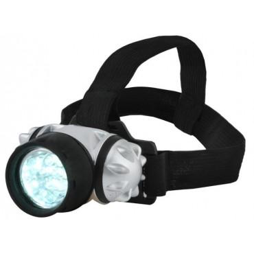 Latarka czołowa 7 LED