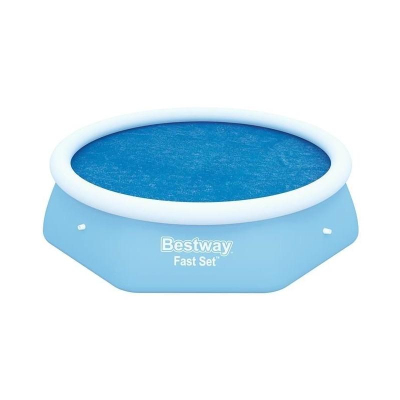 Pokrywa solarna do basenu 244cm - BESTWAY 58060