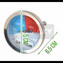 Termometr do grilla i wędzarni PK006
