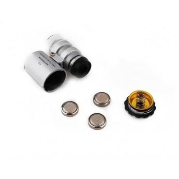 Lupa, mikroskop kieszonkowy
