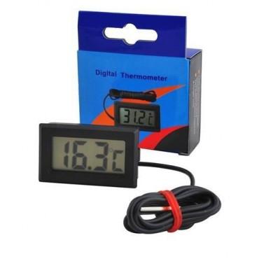 Termometr LCD do lodówki z...