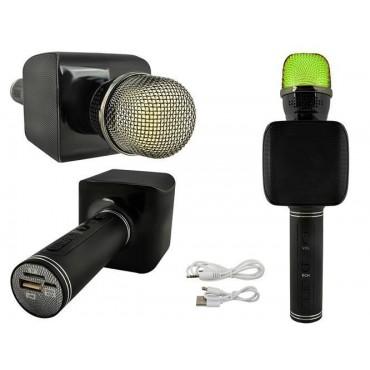 Mikrofon bezprzewodowy czarny
