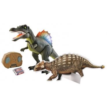 Dinozaur - zabawka sterowana