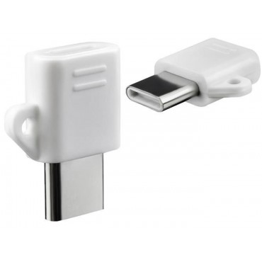 Adapter micro USB - USB typ C