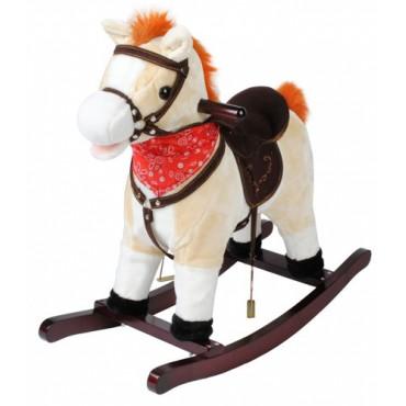 Koń na biegunach 65cm/K4586...