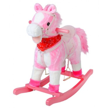 Koń na biegunach 65cm/K4588...