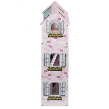 Domek drewniany D6858