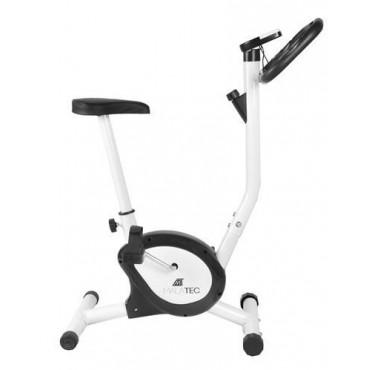 Rower stacjonarny - mechaniczny biały