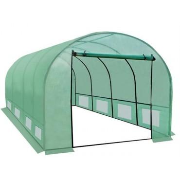 Tunel ogrodniczy - szklarnia 4x3m