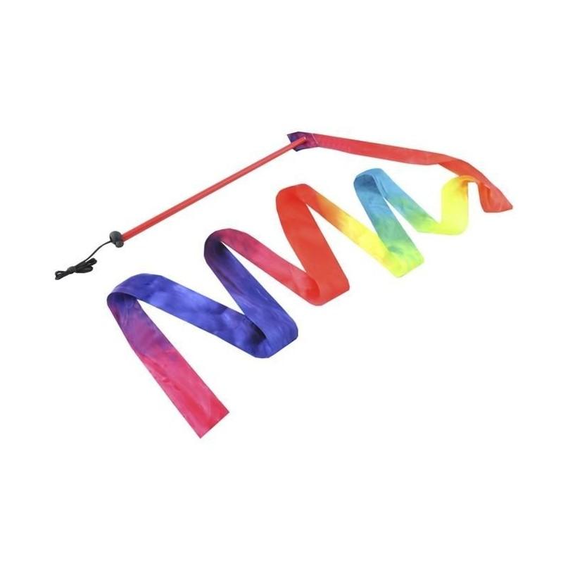 Szarfa gimnastyczna kolorowa