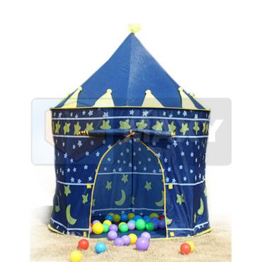 Namiot dla dzieci niebieski