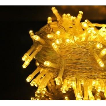 Lampki 100 LED 30V - ciepły...
