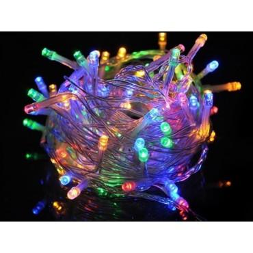 Lampki 100 LED 30V -...