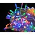 Lampki 200 LED 30V sople - multicolor