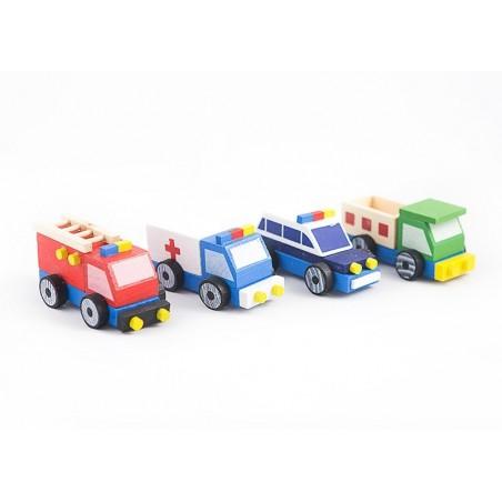 Drewniane pojazdy ratunkowe