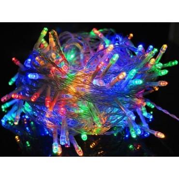 Lampki 200 LED 2w1 -...