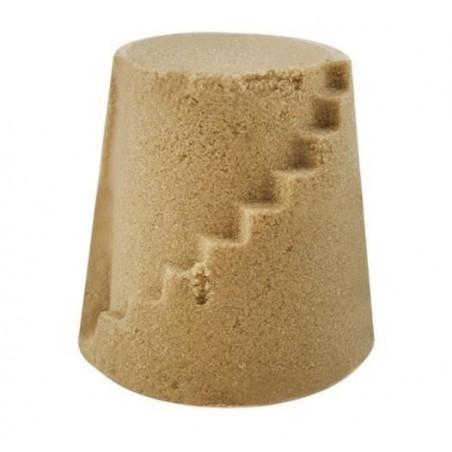 Piasek kinetyczny 1kg - piaskowy