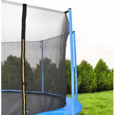 Trampolina ogrodowa 244cm -...