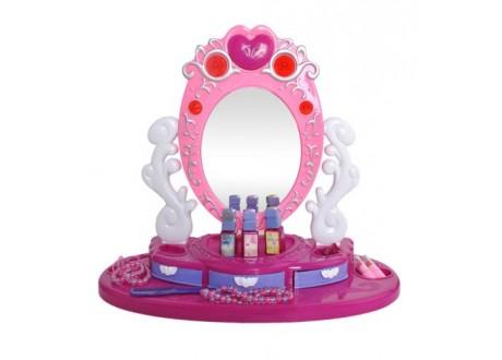 Toaletka dla dziewczynek - 1 lustro