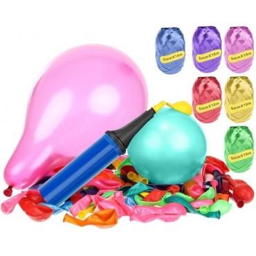Zestaw balonów + pompka