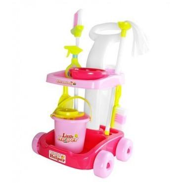 Wózek do sprzątania z mopem...
