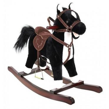 Koń na biegunach 74cm/K9335...