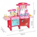 Kuchnia zabawkowa XXL K4689