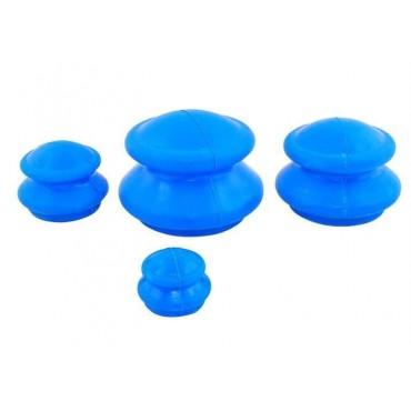 Bańki chińskie gumowe