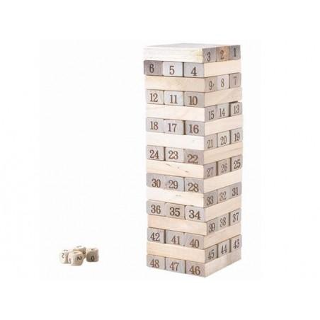 """Gra rodzinna """"Drewniana wieża"""" GR5394"""